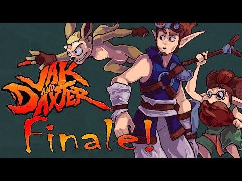 ETA Plays! Jak & Daxter TPL Ep. 017 - Finale! - Building Worlds