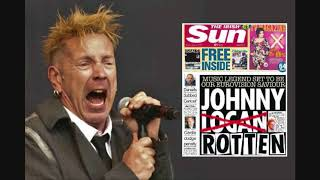 Johnny Rotten to represent Ireland at Eurovision