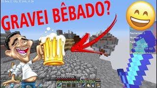 SKYWARS: GRAVEI ESSE VIDEO BÊBADO DO SERVIDOR DO LUGIN !? (DESAFIO) - SKY MINIGAMES