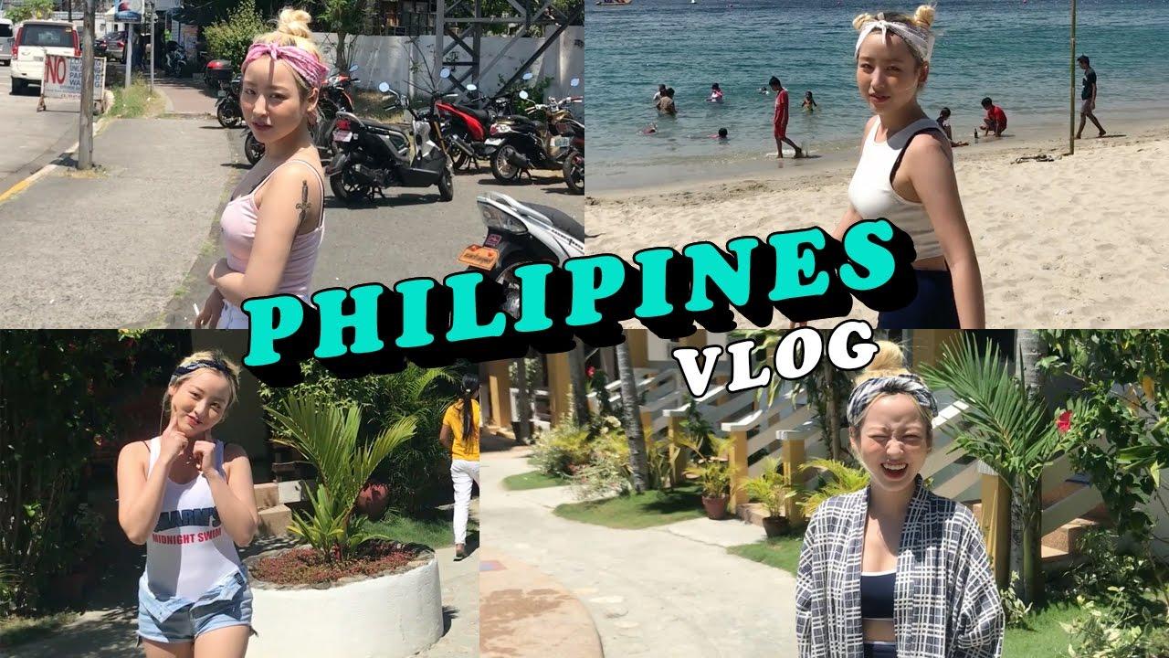 PHILIPPINES VLOG 필리핀 브이로그 JINJIN 진진 - YouTube