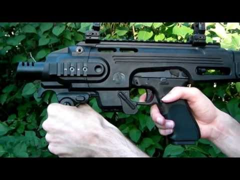 CAA Roni Glock Carbine Kit Review