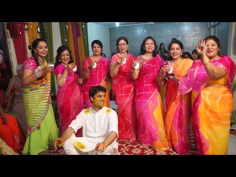 Indian Wedding Family Lipdub London Thumakda - Loiwal Wedding