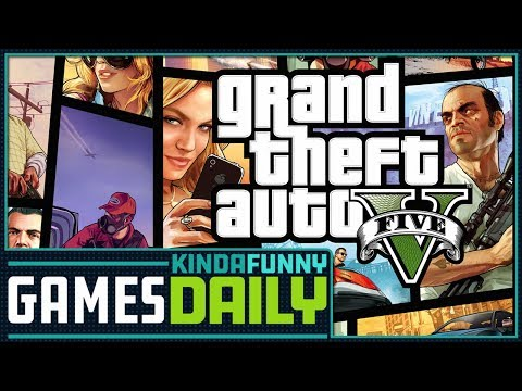 We Lost the Microtransaction War - Kinda Funny Games Daily 11.08.17