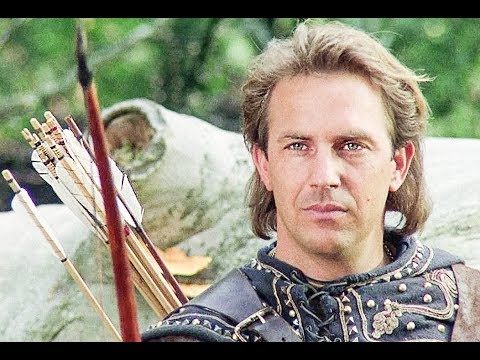 Робин Гуд: Принц воров /1991 трейлер / Кевин Костнер. Морган Фримэн. Кристиан Слэйтер. Алан Рикман