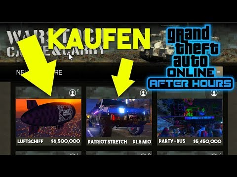 wir kaufen alles after hours dlc nightlife update gta 5 online deutsch youtube. Black Bedroom Furniture Sets. Home Design Ideas