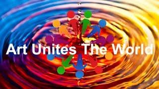 """Art Unites The World"" Sergei Polunin #ArtUp3 #_artup3_"