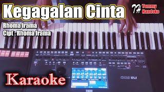 Download lagu KEGAGALAN CINTA - Rhoma Irama - Karaoke Dangdut Korg Pa600