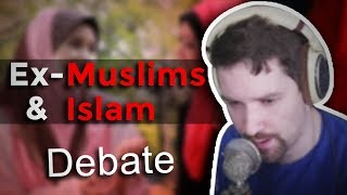 Truth About Islam & The Right - Debate with NiceMangos