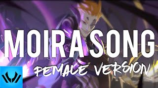 """*FEMALE VERSION* OVERWATCH MOIRA SONG â–º """"Discoveries"""""""