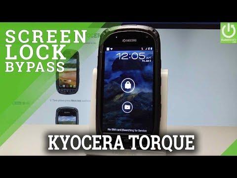 Hard Reset KYOCERA Hydro Reach - HardReset info