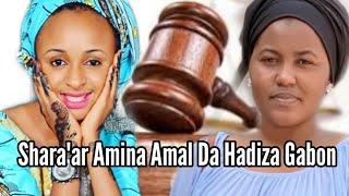 Gulmar Kannywood Shariar Hadiza Gabon Da Amina Amal Akan 50 Millions da zata bata