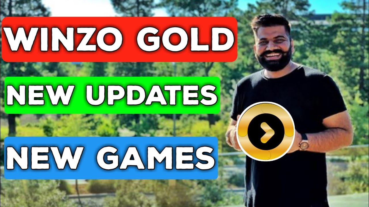 WinZo Gold New Update New Games How To Play All Details | TrickySK