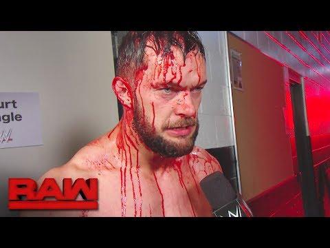 Finn Bálor will duce Bray Wyatt to his