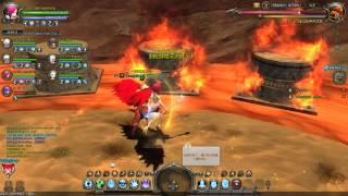 Dragon Nest DDN Flower Stage (War Mage Perspective)