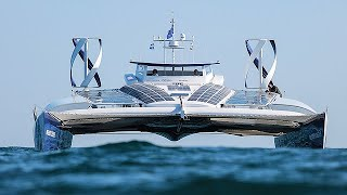 World's First Hydrogen Boat - Energy Observer