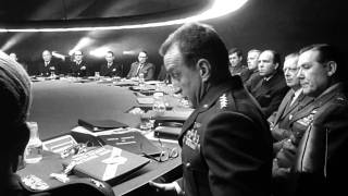 Dr Strangelove (1964) - Trailer in HD (Fan Remaster)