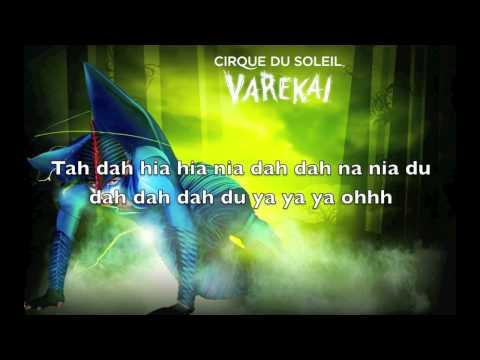 Cirque du Soleil ( Varekai ) Kero Hireyo