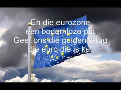 Wij zijn het volk - Protestlied tegen Europese Unie (karaoke versie)