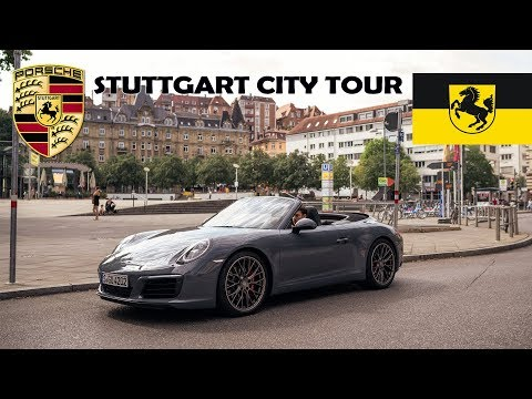 """Porsche Stuttgart City Guide with the """"Roserbrothers"""""""