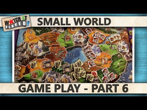Small World - Game Play 6