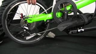 Removing the Rear Wheel from an ElliptiGO Arc