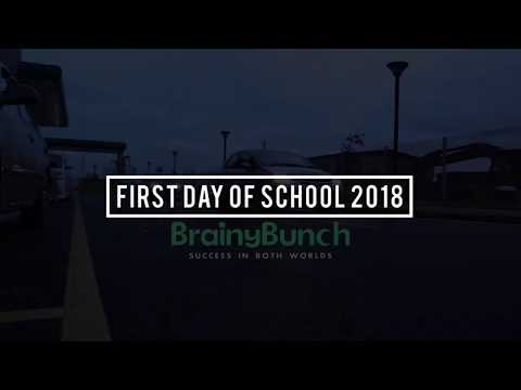 First Day of School Highlights 2018 (Part 2) Cyberjaya