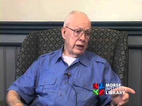 Fraser World War II Veteran U.S. Navy Natick Veterans Oral History Project