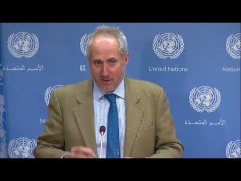 The situation in Yemen & other topics - Daily Briefing (4 December 2017)