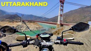 Corona Time me Harİdwar Rukna Pada | Mahakumbh - Gangotri Camping Ride | 2021 | Ep-06