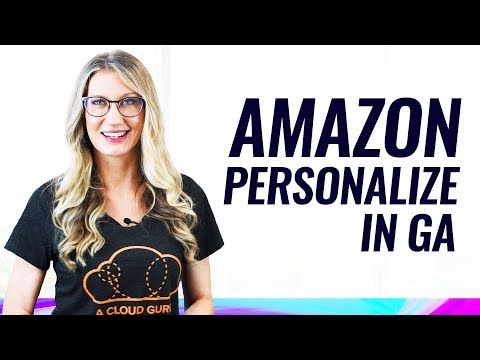 AWS This Week: Amazon Personalize in GA, Amazon Comprehend Medical in 3 New Regions and more!