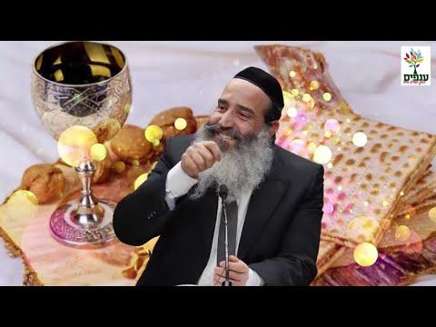 פסח הרב פנגר יצחק - הרצאה ברמה גבוהה על פסח 4 עם בדיחות וצחוקים הרב יצחק פנגר חובה לצפות!