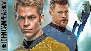 Star Trek 4 Loses Chris Pine And Chris Hemsworth - The John Campea Show