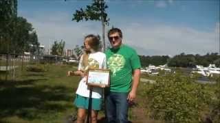 Посадка семейного дерева в день 5 летия свадьбы