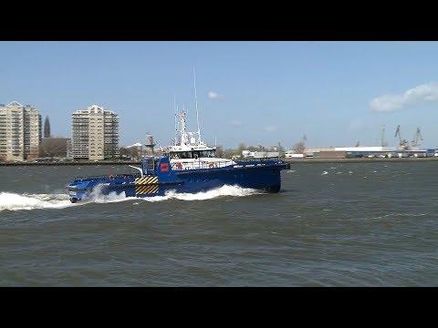 Tender vessel - safety instructions