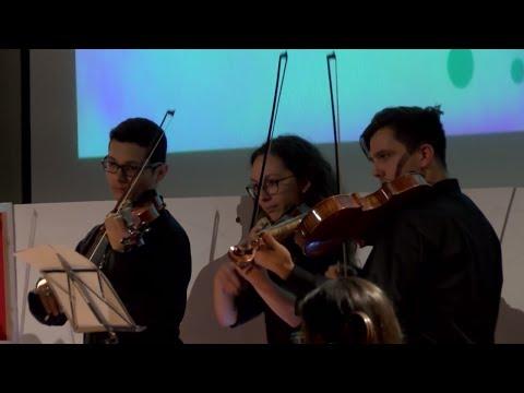 Megaro Youth Symphony Orchestra   MOYSA   TEDxUniversityofMacedonia