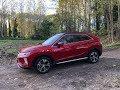 Mitsubishi Eclipse Cross Erste Fahrt DE Pertyn labert u?ber Autos