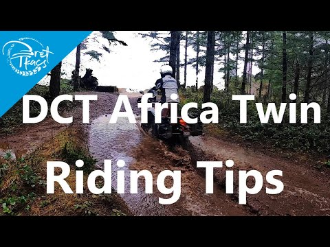 DCT riding tips (Africa Twin)
