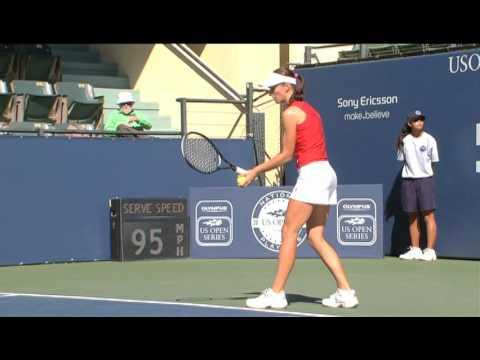 US Open National Playoffs Winner: Alexandra Mueller
