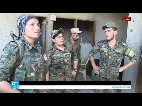 حصري-الرقة: المعارك المستمرة تحول دون هرب المدنيين من تنظيم -الدولة الإسلامية-