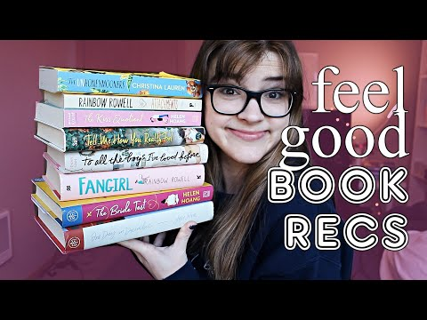 Feel Good Light-Hearted Book Recommendations 💖