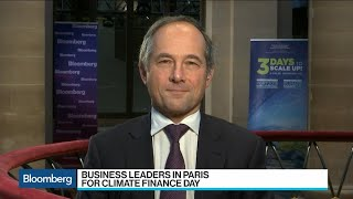 SocGen CEO on Climate Finance, Markets, French Business