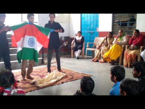 Patriotic Skit Mime For Republic Day & Independence Day