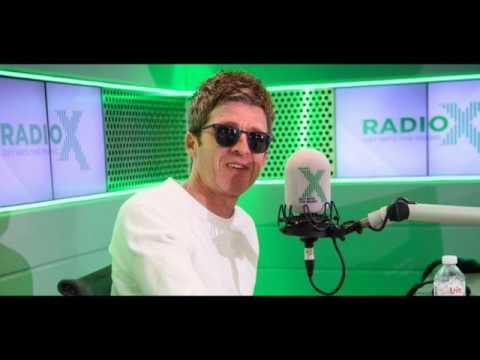 [50 mins] Noel Gallagher 50th birthday interview on Radio X 28.05.2017