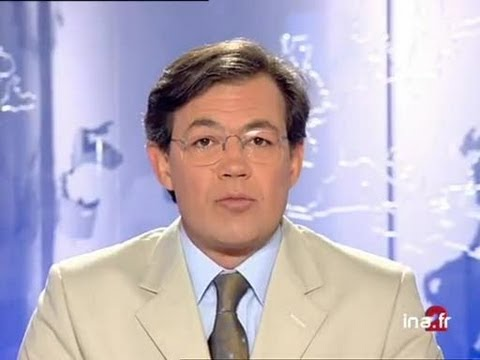 20H France 2 du 4 juin 2001 - Décès d'Anthony Quinn | Archive INA