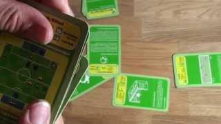 Regeln für Giga IQ Fußball - Quartett - Spielanleitung