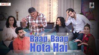 SIT | The Better Half | BAAP, BAAP HOTA HAI | S4E7 | Chhavi Mittal |Karan V Grover
