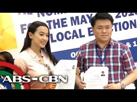 News Patrol: Ikatlong araw ng COC filing sa Comelec | October 15, 2018