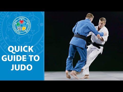 New- IJF Judo rules January 2018