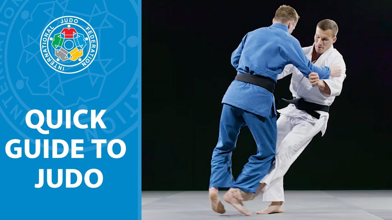 QUICK GUIDE TO JUDO