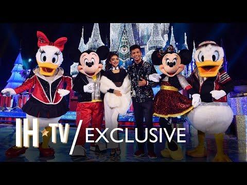 The Wonderful World of Disney (ABC) Jordan Fisher, Becky G, Gwen Stefani & More! [HD]